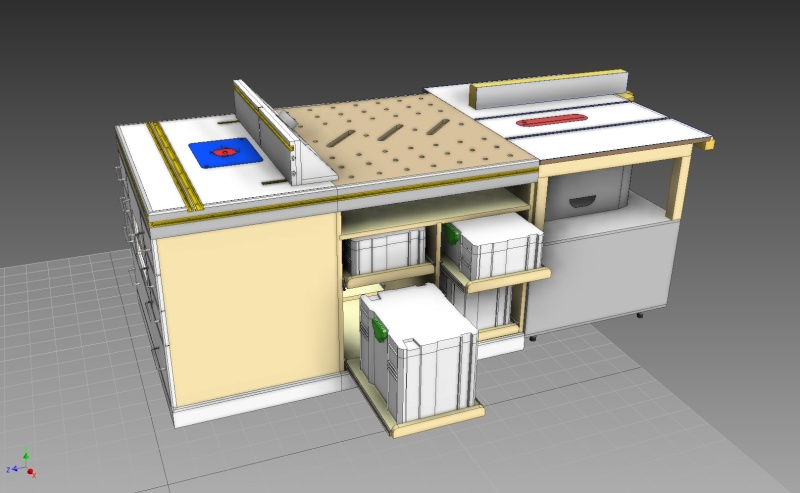 Défonceuse sous table + établi + table d'assemblage = Brainstorming Rt_at_12