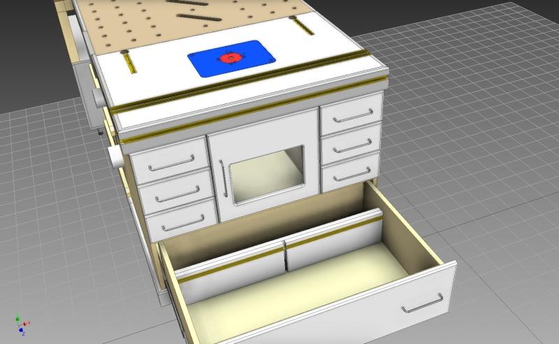 Défonceuse sous table + établi + table d'assemblage = Brainstorming Rt_at_14