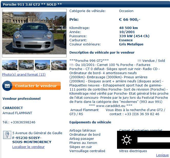 [trovit.autoscout24.fr] GRIS 2001 45000km 66000€ A10