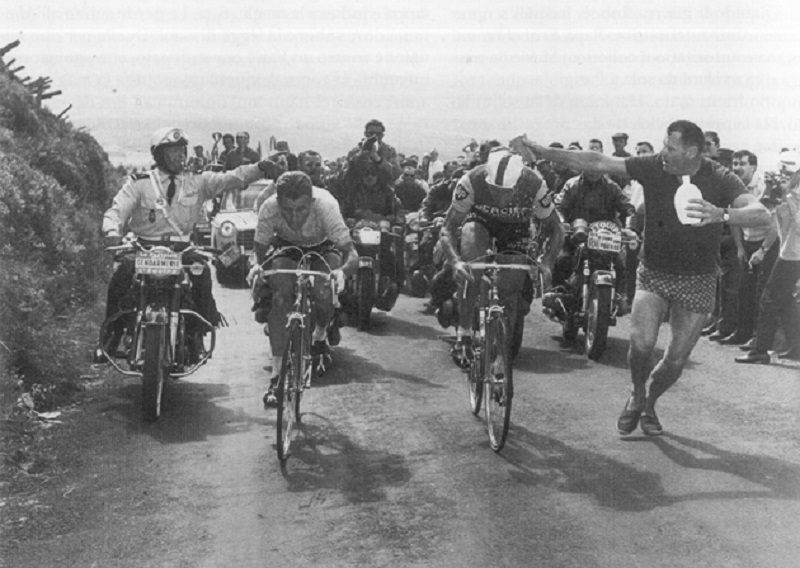 profession ...motard du tour de france 1964-t10