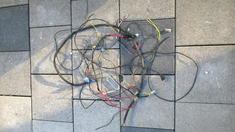 Remise à niveau du circuit électrique - RESOLU Wp_20110