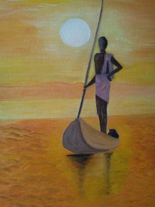 L'homme et le Soleil ... - Page 3 Peintu10