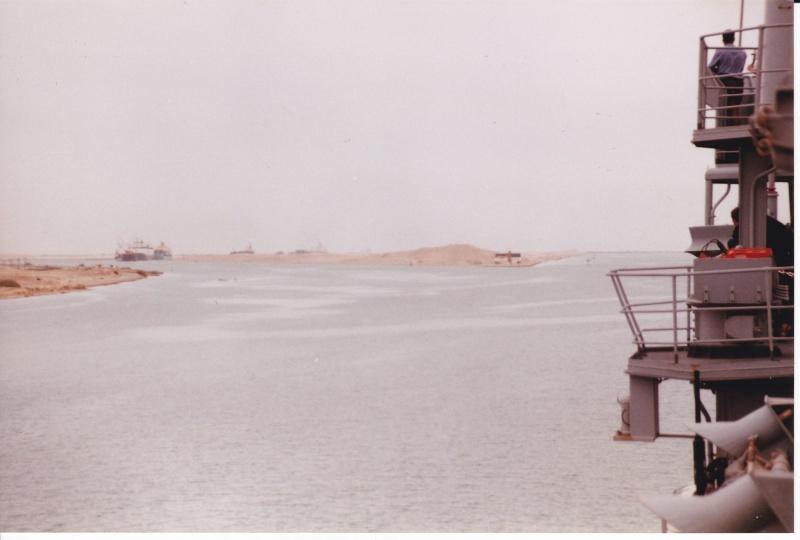 PRIMAUGUET (FRÉGATE) - Page 3 Suez_510