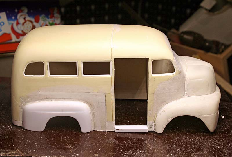 """FORD 1948 COE """"short bus"""" woody : le WIP (suite du 18/04/15) - Page 2 Img_9010"""