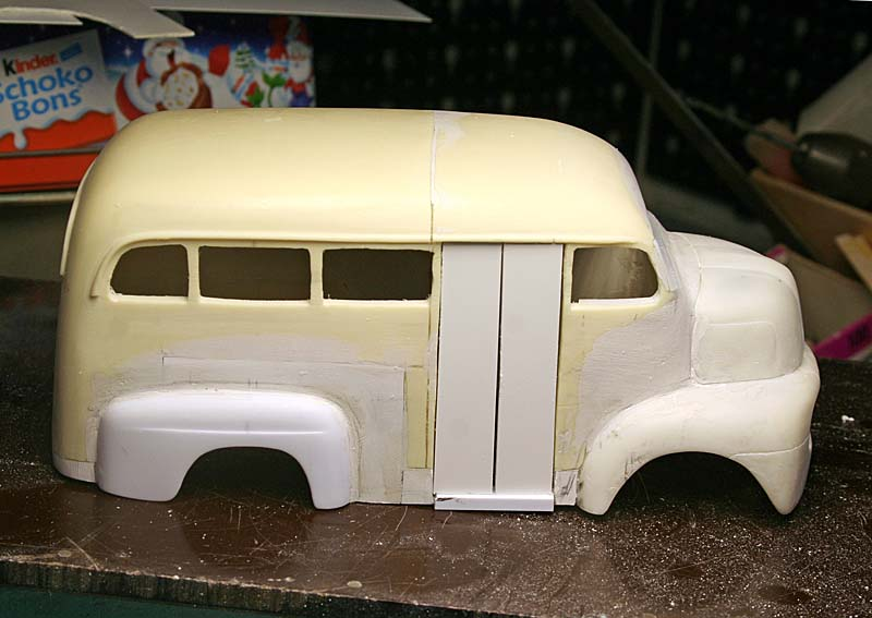"""FORD 1948 COE """"short bus"""" woody : le WIP (suite du 18/04/15) - Page 2 Img_9011"""