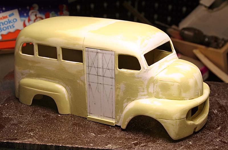 """FORD 1948 COE """"short bus"""" woody : le WIP (suite du 18/04/15) - Page 2 Img_9017"""