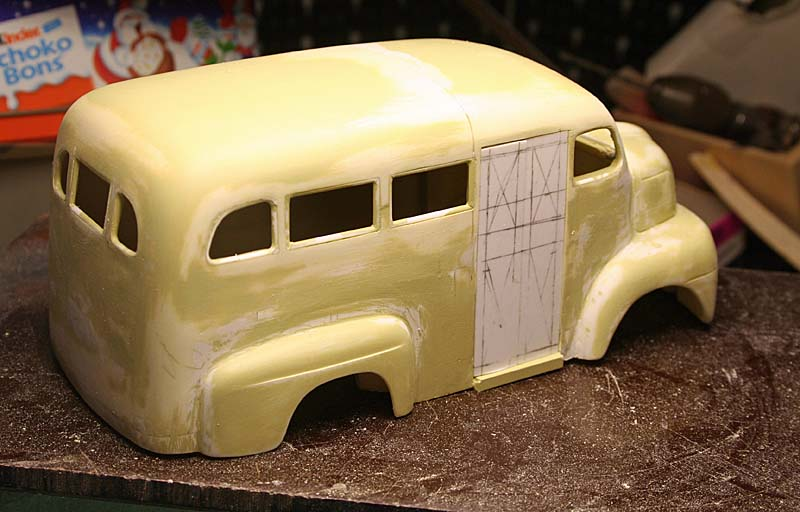 """FORD 1948 COE """"short bus"""" woody : le WIP (suite du 18/04/15) - Page 2 Img_9018"""