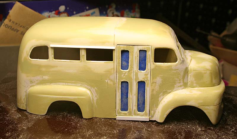 """FORD 1948 COE """"short bus"""" woody : le WIP (suite du 18/04/15) - Page 2 Img_9120"""