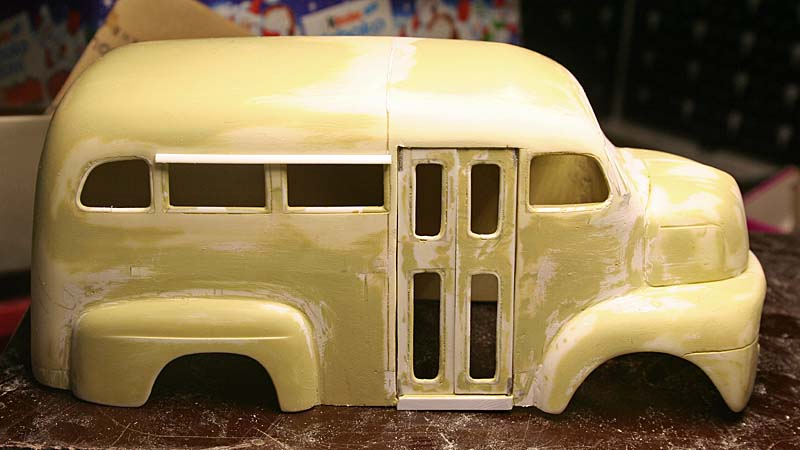 """FORD 1948 COE """"short bus"""" woody : le WIP (suite du 18/04/15) - Page 2 Img_9123"""