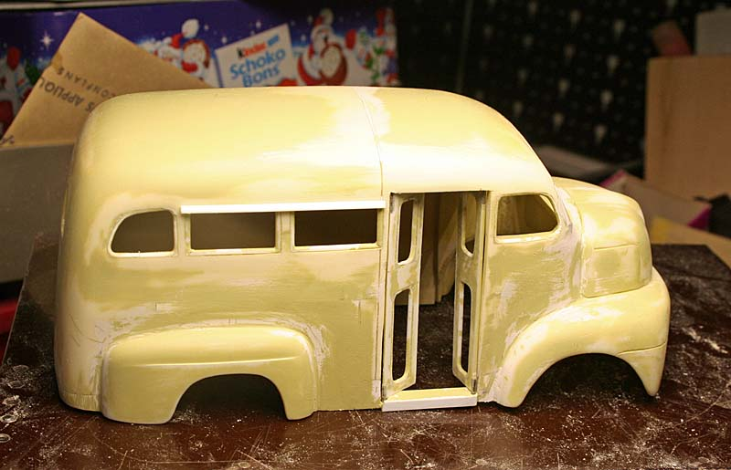"""FORD 1948 COE """"short bus"""" woody : le WIP (suite du 18/04/15) - Page 2 Img_9124"""