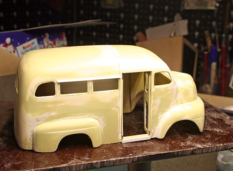 """FORD 1948 COE """"short bus"""" woody : le WIP (suite du 18/04/15) - Page 2 Img_9125"""