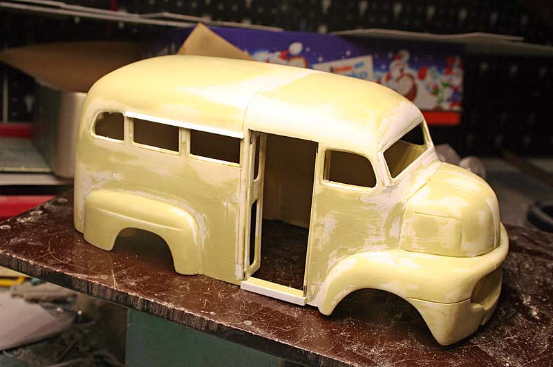 """FORD 1948 COE """"short bus"""" woody : le WIP (suite du 18/04/15) - Page 2 Img_9126"""