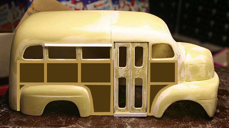 """FORD 1948 COE """"short bus"""" woody : le WIP (suite du 18/04/15) - Page 2 Img_9145"""