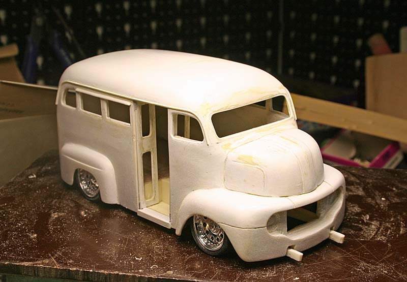"""FORD 1948 COE """"short bus"""" woody : le WIP (suite du 18/04/15) - Page 2 Img_9147"""