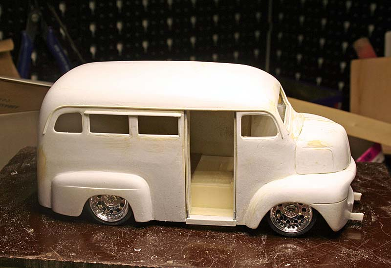 """FORD 1948 COE """"short bus"""" woody : le WIP (suite du 18/04/15) - Page 2 Img_9148"""