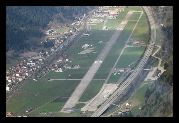 Vol VFR LFPL LSPM  00111010
