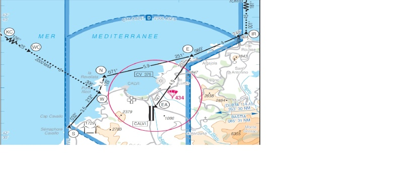 Traversée maritime VFR Carte_11