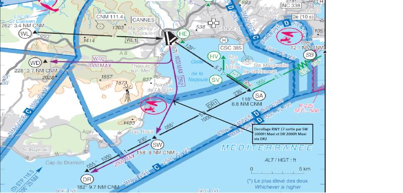 Traversée maritime VFR Vac_lf10