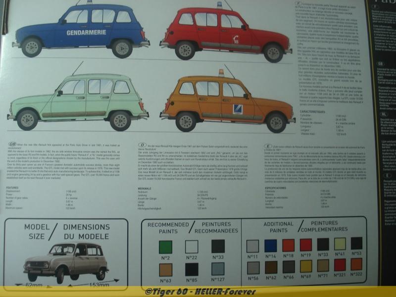 [HELLER] Renault 4L version GTL 1/24e ref : 80759 Dsc04711