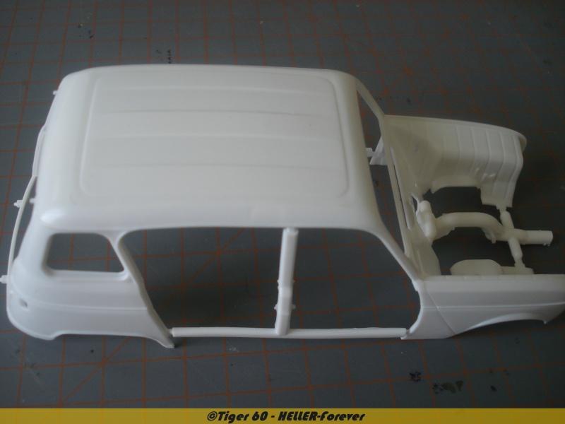 [HELLER] Renault 4L version GTL 1/24e ref : 80759 Dsc04716