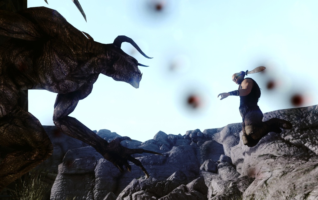 [CONTEST] VGU Rules the Dark - ENTRIES Screen10
