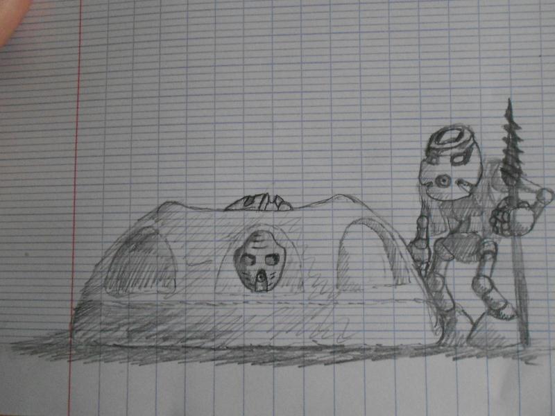 [Fan-Arts] Les gribouillages de Loys - Page 3 Whenua10