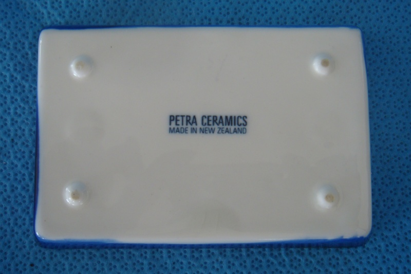 Petra - petra ceramics lemon small rectangular dish Dsc04012