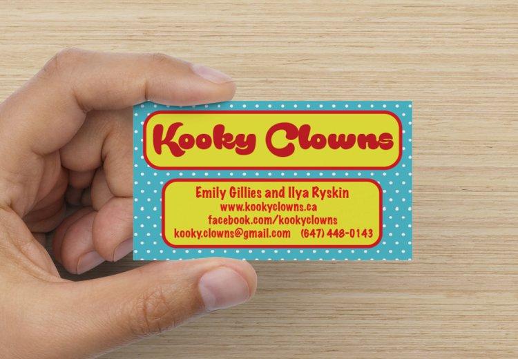 Show us your Business Card Lp_asp13