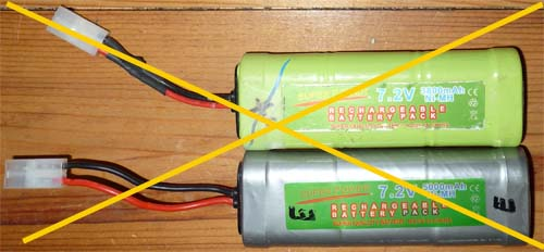 Choisir ses Accus ou Batteries Lipo ou Nimh pour débutants en Scale Trial 4x4 Off-road Accus-10