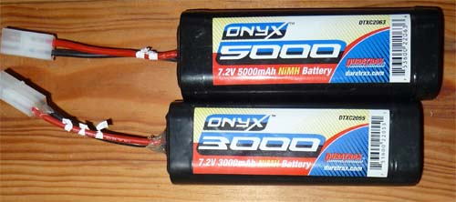 Choisir ses Accus ou Batteries Lipo ou Nimh pour débutants en Scale Trial 4x4 Off-road Accus-11