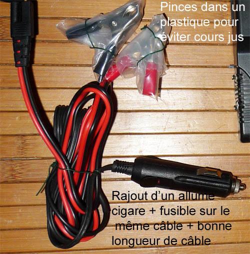 Choisir son chargeur de Batterie ou Accus pour débutants en Scale Trial 4x4 Franchisseur Off-road Connec11