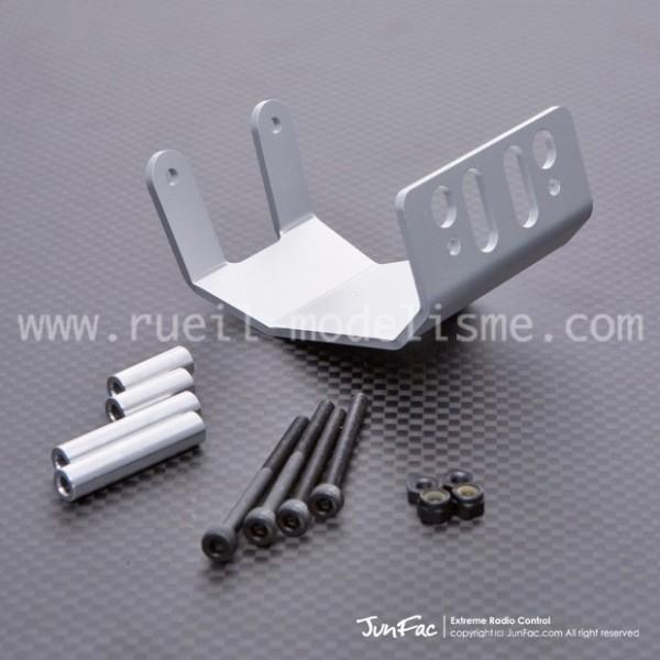 Fabriquer des protections de ponts de transmission en alu et protection de kit de bras de chassis en alu pour SCX10 et tout scale trial Protec10