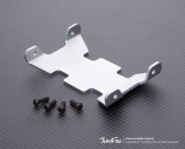 Fabriquer des protections de ponts de transmission en alu et protection de kit de bras de chassis en alu pour SCX10 et tout scale trial Protec11