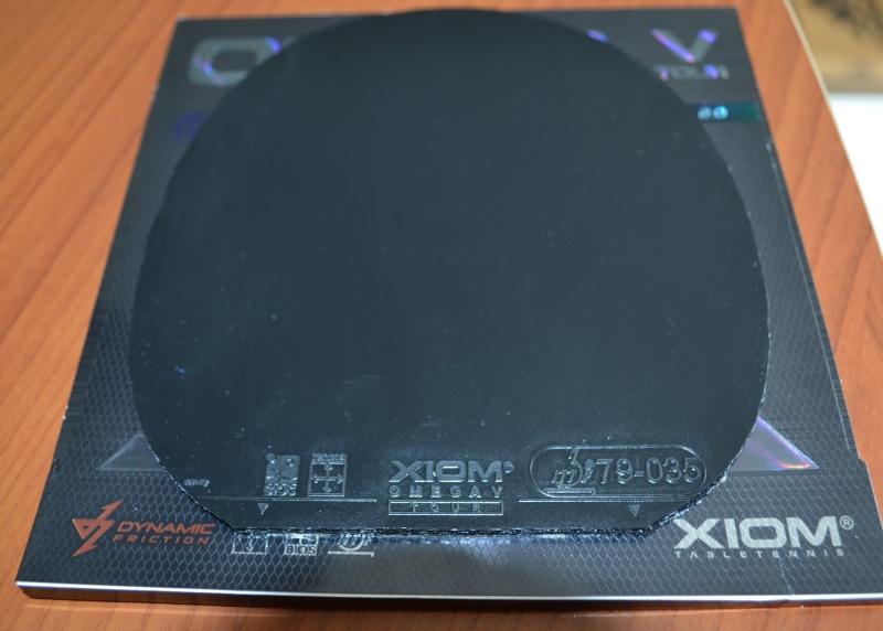 XIOM OMEGA V TOUR Noir 2.0mm - 25€ fdpi Dsc_0618