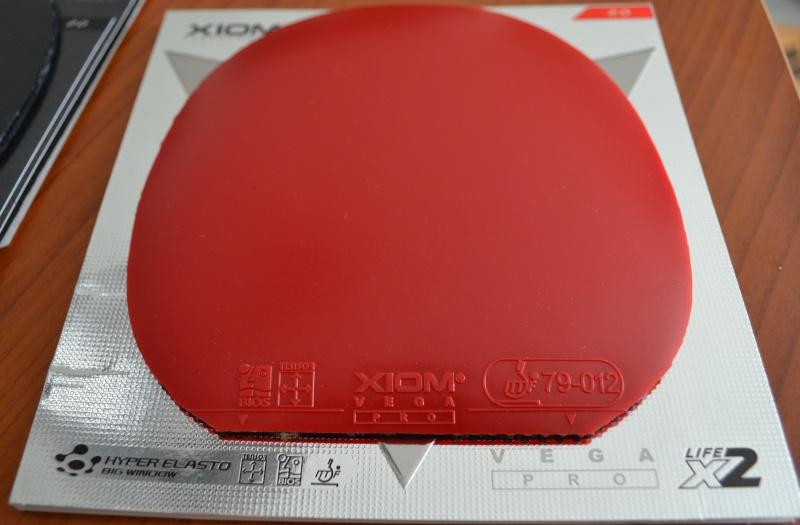 XIOM VEGA PRO Rouge 2.0mm NEUF - 18€ FDPI Dsc_0619