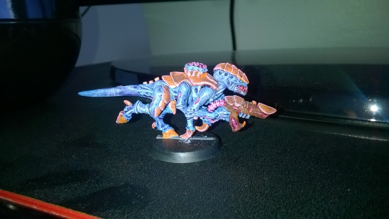 Première figurines de la Flotte-ruche Dagon Wp_20112