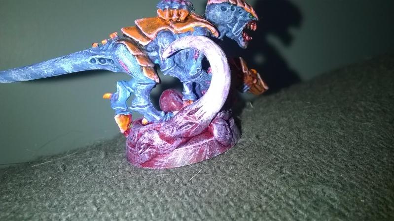 Première figurines de la Flotte-ruche Dagon Wp_20122