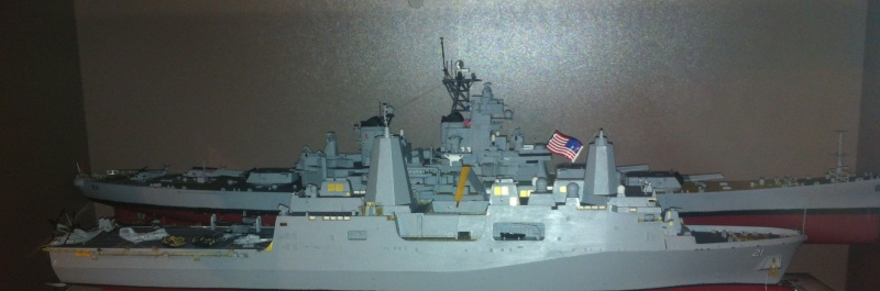LPD-21 USS New York 1/350 Revell Img_1210
