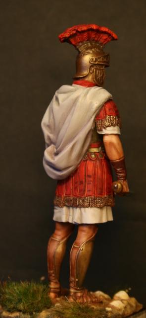 Centurion de la Garde prétorienne. Cohort13