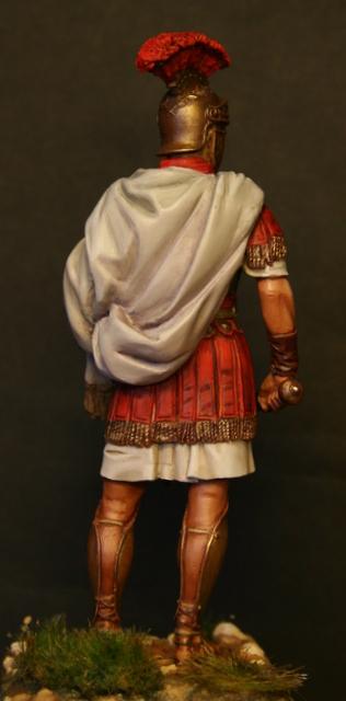 Centurion de la Garde prétorienne. Cohort14