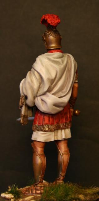Centurion de la Garde prétorienne. Cohort15