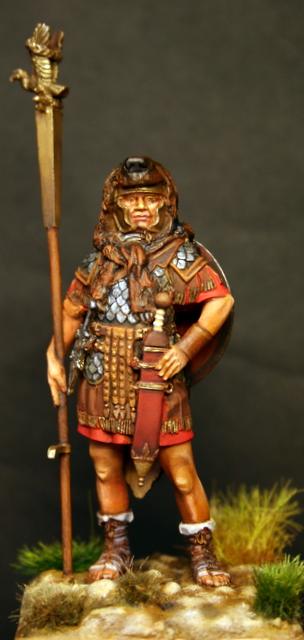 Armée romaine: aquilifer Img_5811