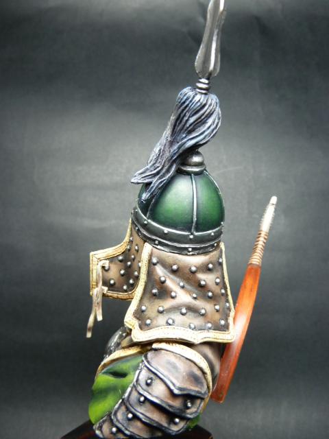 Buste Mongol , PEGASO 200mm 02310