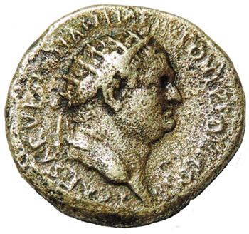 Dupondius Vespasien Avers_32