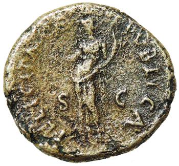 Dupondius Vespasien Revers28