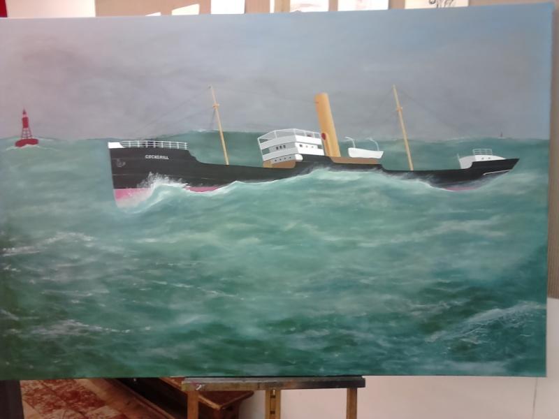 Peinture maritime : nouveau hobby ? - Page 2 Dsc_0210