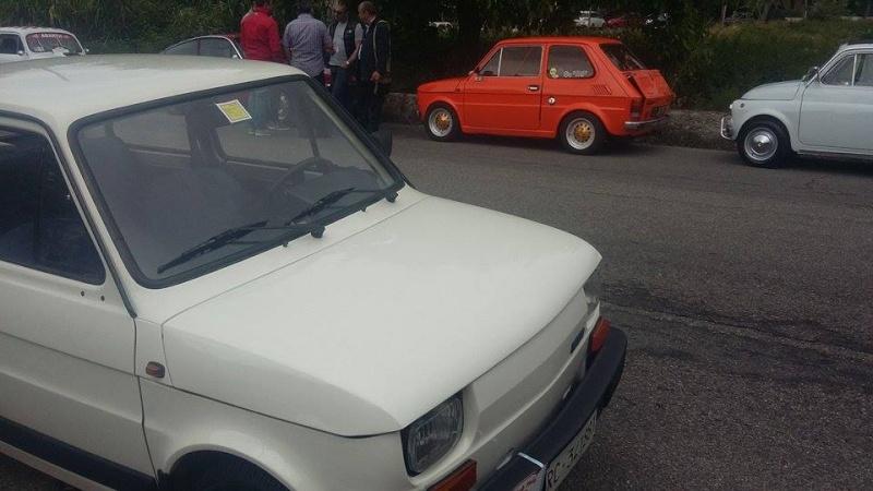 Raduno Fiat 500,derivate e auto Storiche italiane Palmi RC 24/05 1210