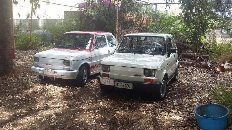 Raduno Fiat 500,derivate e auto Storiche italiane Palmi RC 24/05 1610