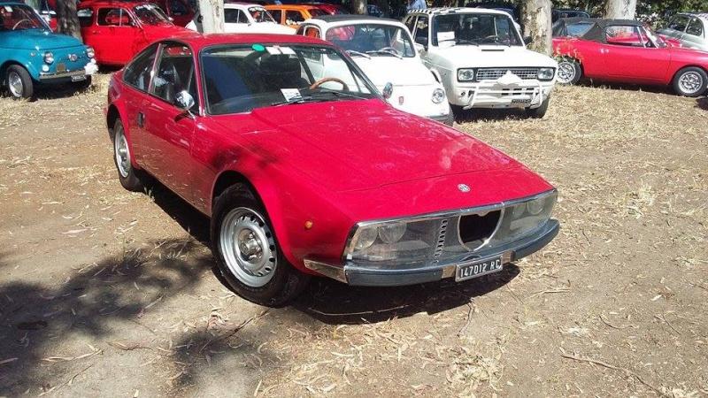 Raduno Fiat 500,derivate e auto Storiche italiane Palmi RC 24/05 1710