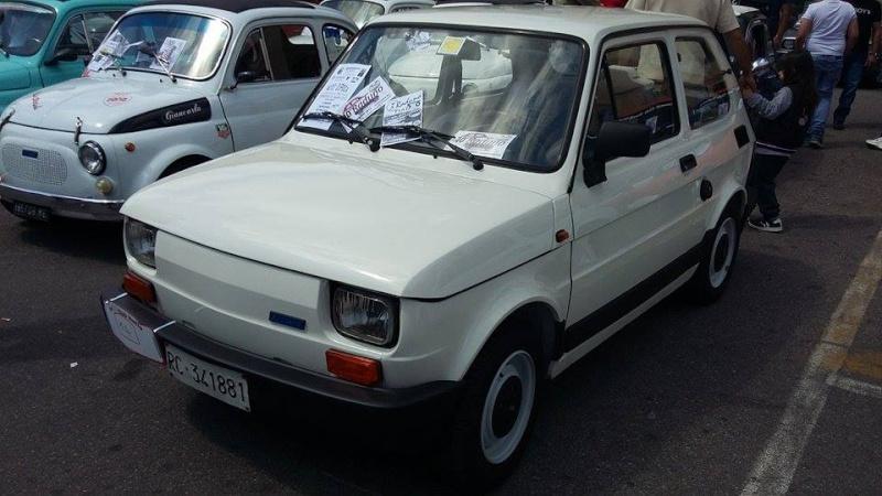 Raduno Fiat 500,derivate e auto Storiche italiane Palmi RC 24/05 1k10